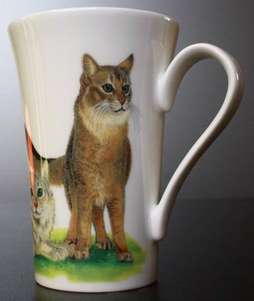 "Roy Kirkham Kaffeebecher ""Typ Emily"" rot – Bild 1"