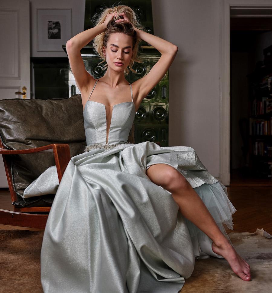 Abendkleider In Berlin Kaufen Abendmode Prestije Mode