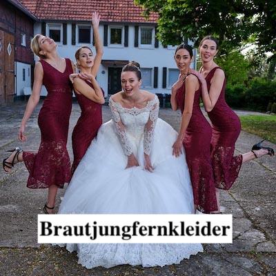 Brautjungfern-Kleider