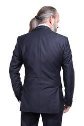 Bräutigam Anzug Vierteiler mit eleganten Glanz