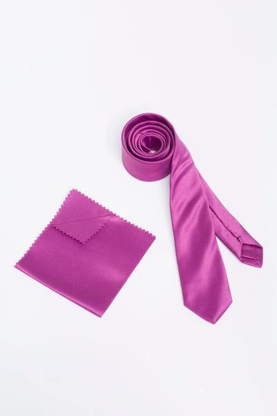 Elegant tie made of high-quality polyester