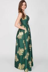 Elegant Silky evening dress