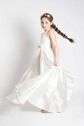 Sweet children's dress