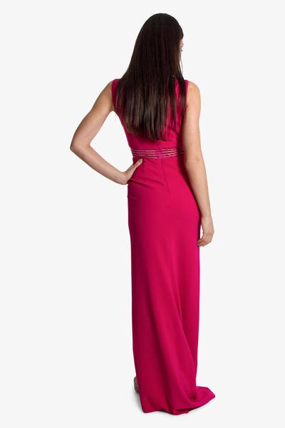 Great bodycon dress with cut-outs