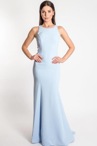 Beautiful dress in light blue