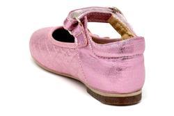 Kids shoe with mini bow