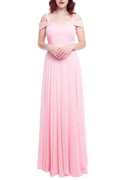 Fabulous evening dress with double straps