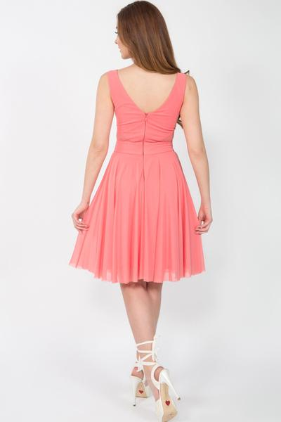 Playful, cute cocktail dress