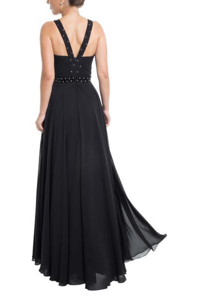 Raffiniertes Cut-Out Kleid