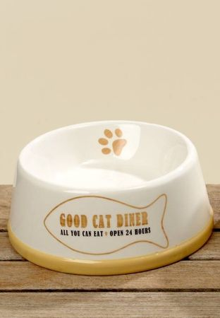 Design Futternapf Katze - Good cat Dinner - open 24h