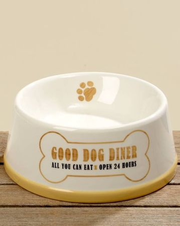 Design Futternapf Hund- Good Dog Dinner - open 24h