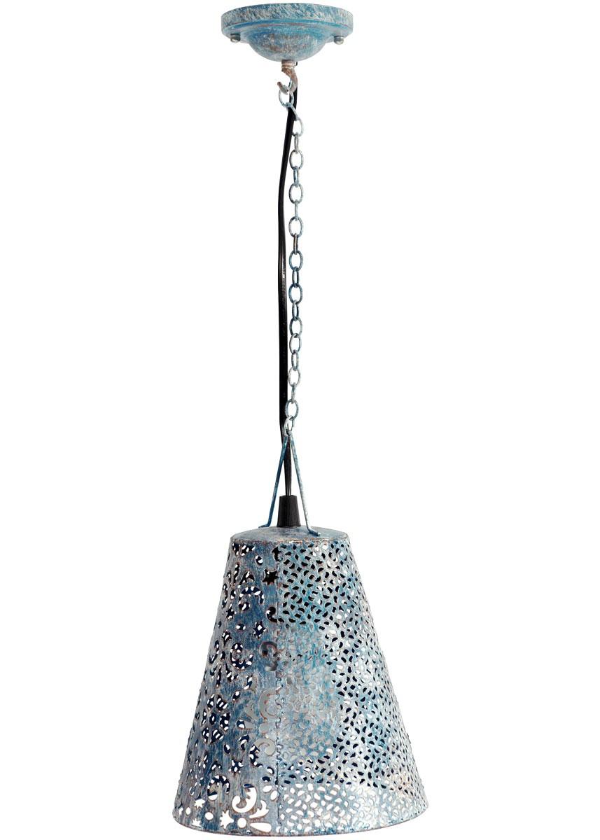 Nostalgische lampe vintage ornament deckenlampe metall for Nostalgische gartendekoration