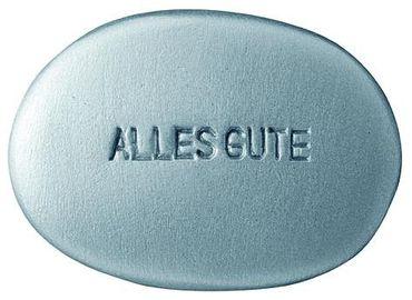 Alustein Wunsch Stein - Alles Gute - Räder Design