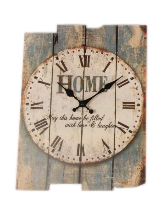 nostalgie uhr world weltkarte landhaus wanduhr condecoro wohnideen u geschenkideen. Black Bedroom Furniture Sets. Home Design Ideas