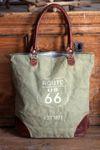 Tasche Vintage Star Stofftasche Umhängetasche Shopper