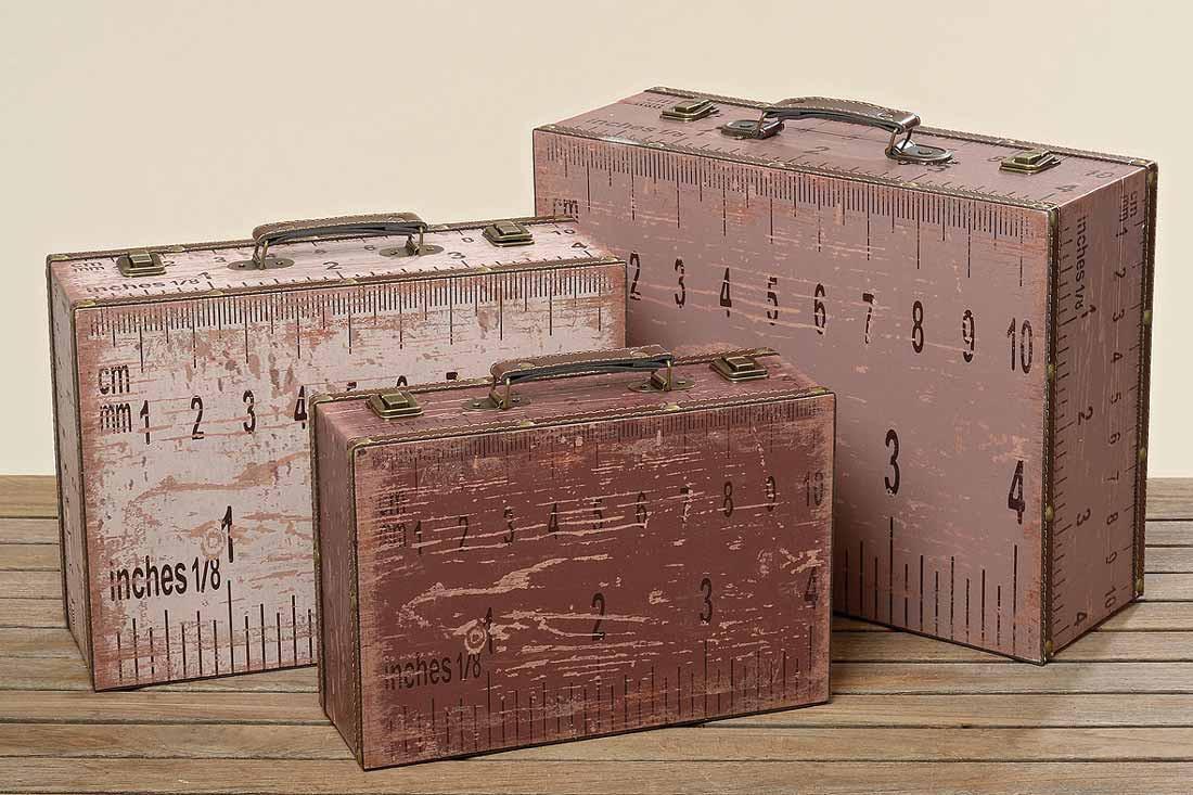 vintage koffer voyage antiker reisekoffer shabby chic deko koffer retro. Black Bedroom Furniture Sets. Home Design Ideas