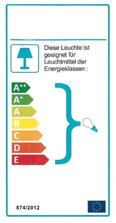 Tischlampe - Aqua beige- Stehlampe Lampe – Bild 2