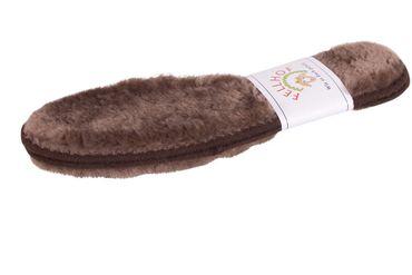 Schuheinlagen aus Lammfell
