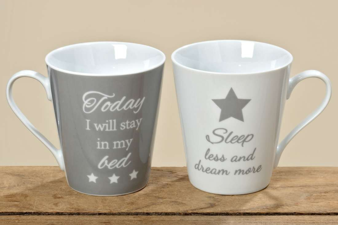 porzellan tasse star kaffeebecher teetasse. Black Bedroom Furniture Sets. Home Design Ideas