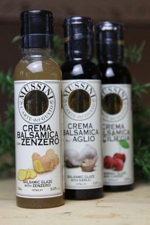 Mussini Crema Balsamica Kirsch