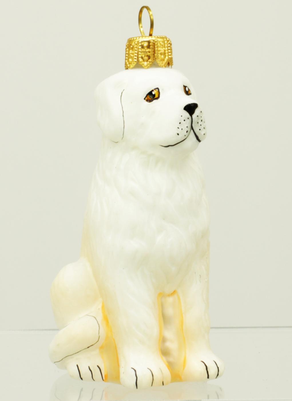 Hund Christbaumschmuck Christbaumkugel