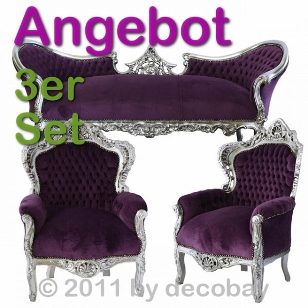 Barock Stil Sofa Kaufen Wohnzimmer Polstermöbel Set Im Sonderangebot Kaufen