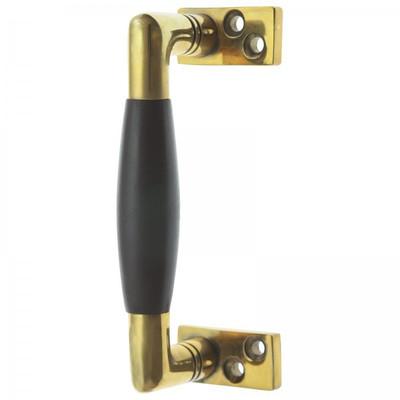 Möbelgriff als Stoßgriff für Möbel Tür als praktischer Griff zum Aufschrauben.