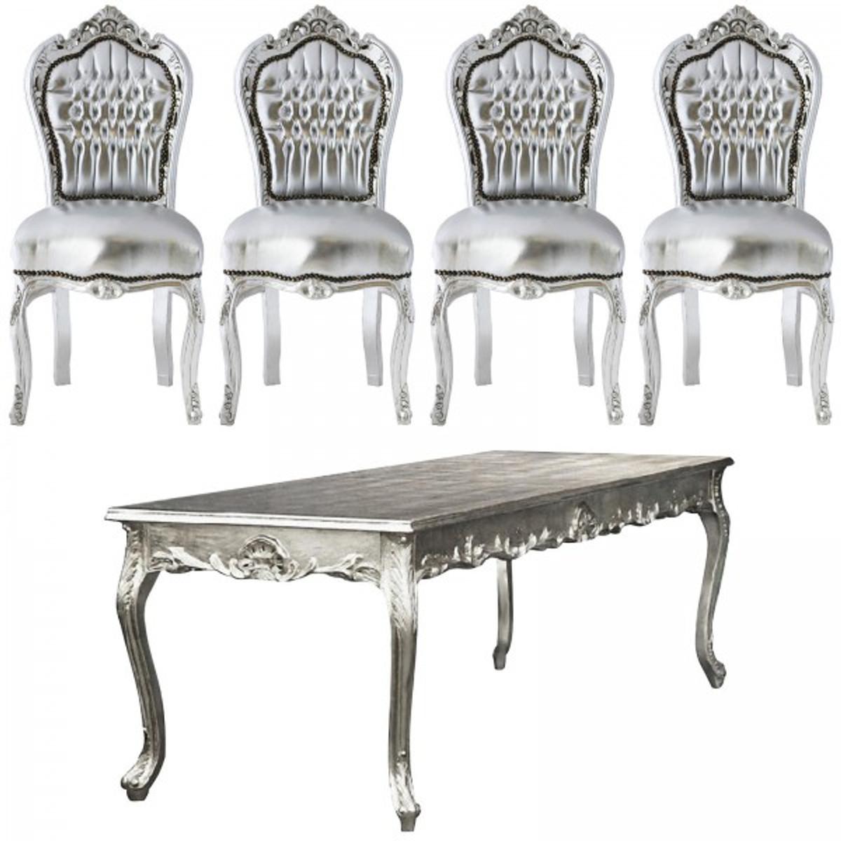 Moderner barock stuhl excellent luxus stuhl barock for Kindermobel set