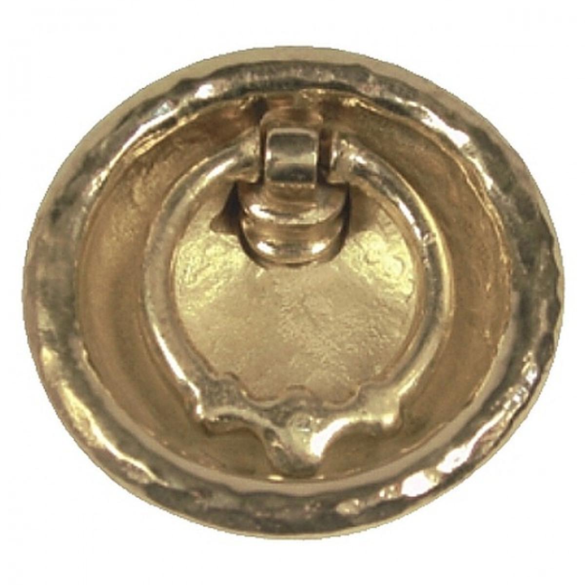Griffmulden für Schiebetüren Messing Griff Schiebetürmuschel im antiken Design als Beschlag für eine Schiebetür.