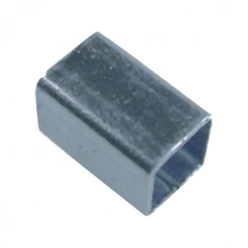 Tür Beschläge Zubehör Reduzierhülse 8x9mm für Einsteckschloss Tür Klinke Griff