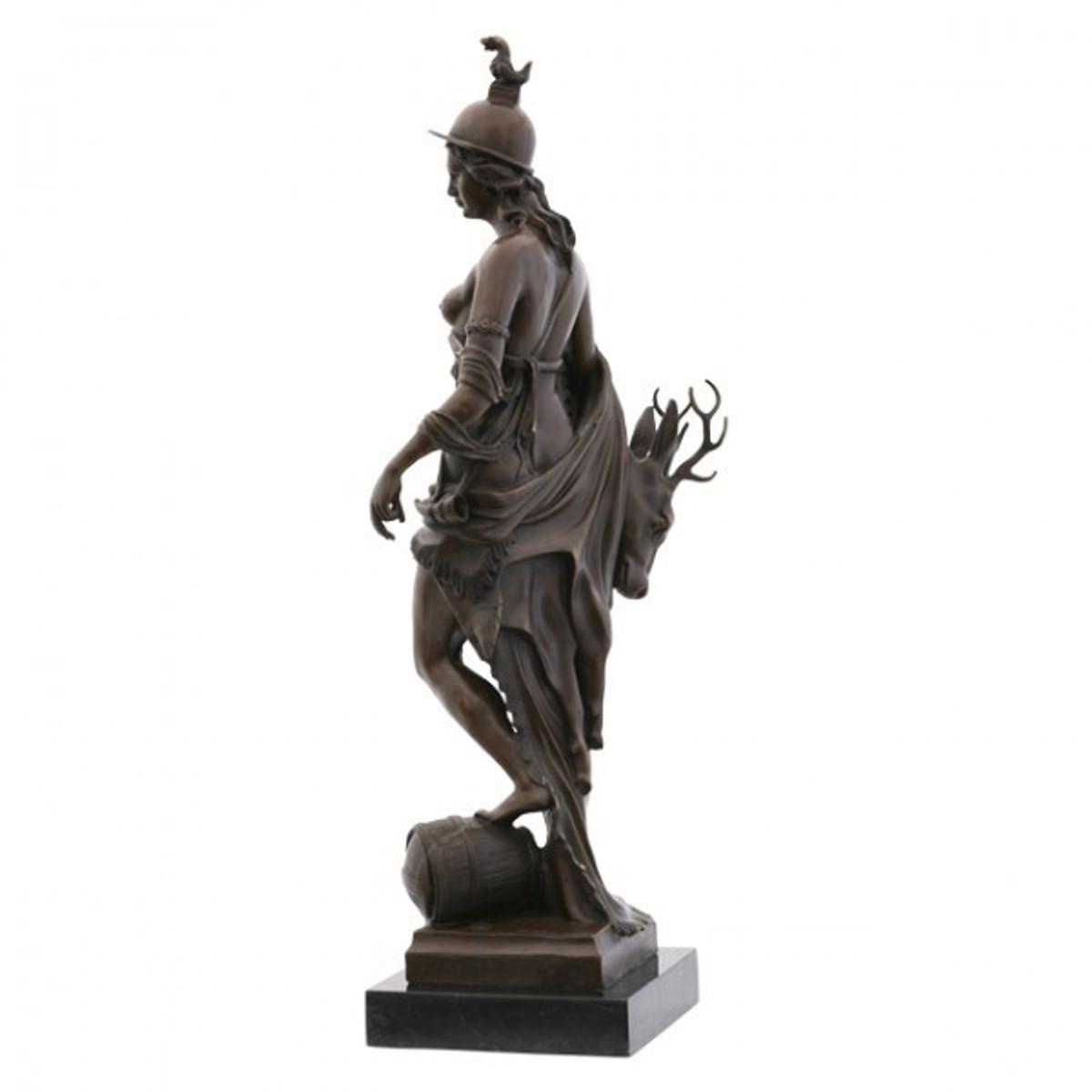 Antike Gartenskulpturen Bronze Frauen Akt Göttin Deko Figur für die Terrasse oder den Gartenteich online kaufen.