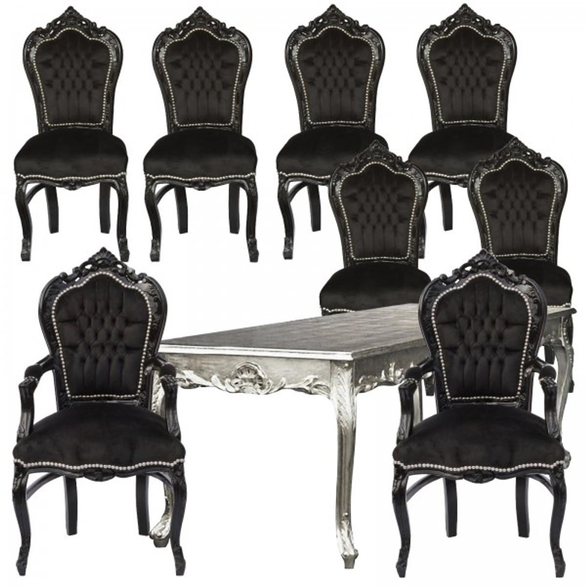 6 esszimmerst hle. Black Bedroom Furniture Sets. Home Design Ideas