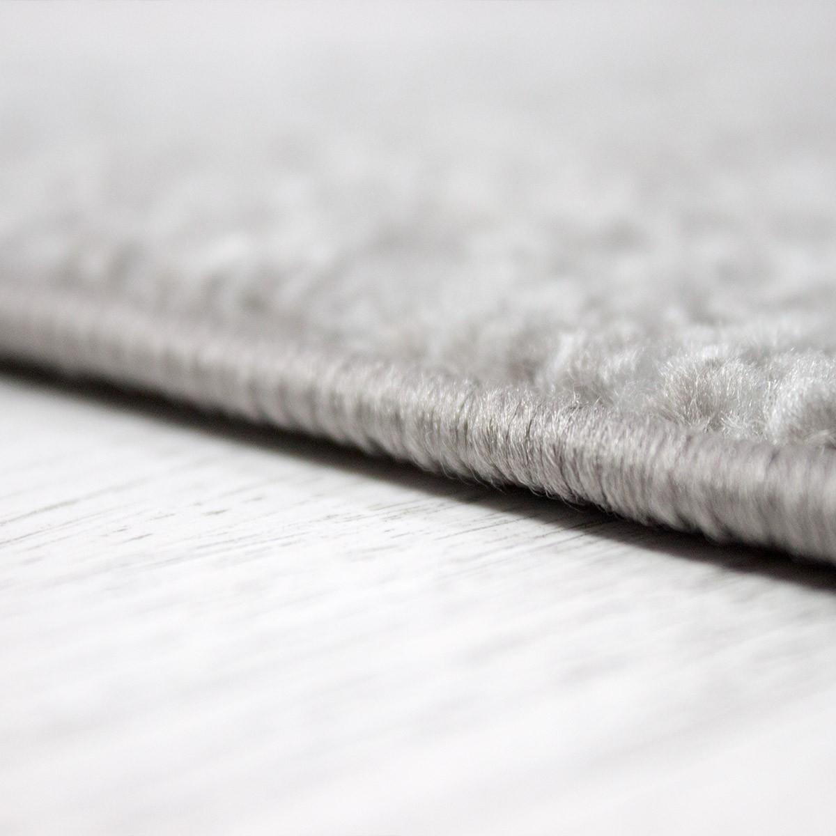 designer wohnzimmer teppich geometrisches muster meliert grau wei schwarz blau ebay. Black Bedroom Furniture Sets. Home Design Ideas