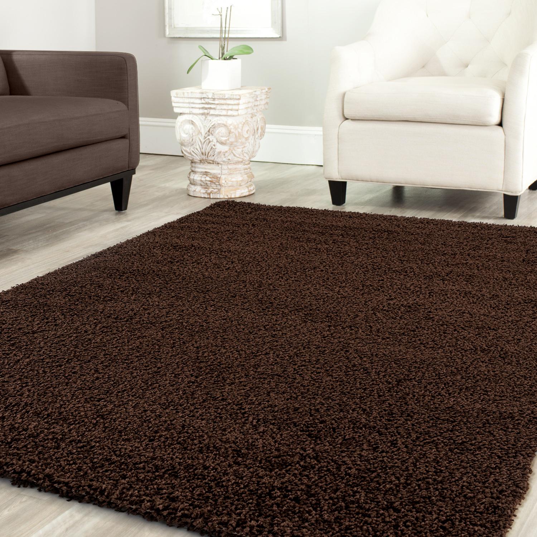 High Pile Shaggy Carpet Long Pile Rug Antistatic Various