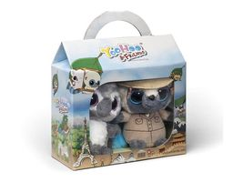 Yoohoo Bush Baby Out Back Geschenkbox Around the World Out Back 12,5 cm