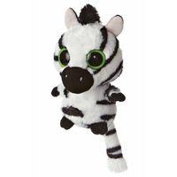 Aurora Plüschtier Yoohoo & Friends Stripee Zebra - Weiß / Schwarz 12,5 cm