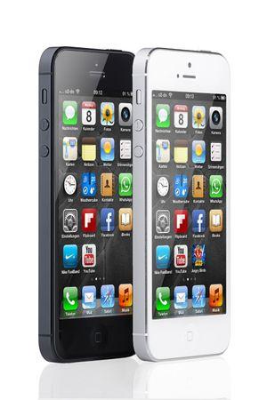 APPLE iPhone 5 - Gebraucht / OVP