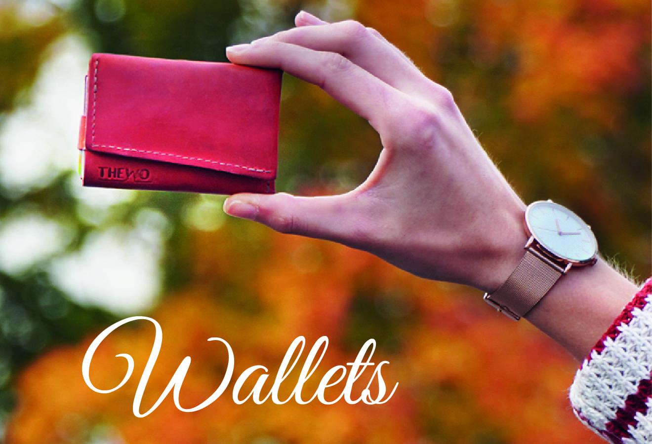 Wallets & Portemonnaies
