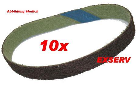 10x Vliesband SCB X-FLEX 40 x 618 mm A/O mittel