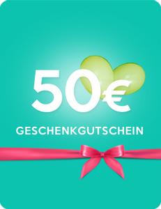 Zugeschnürt Shop - 50 Euro Geschenkgutschein