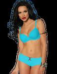 SAMEGAME - Push Up Bikini türkis 001