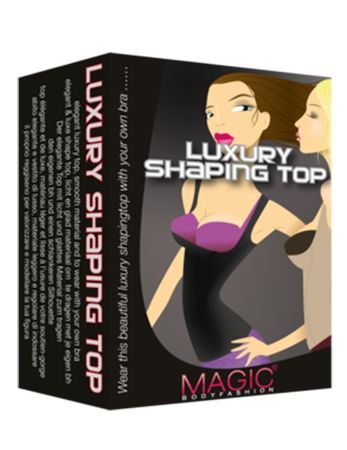 Magic Bodyfashion - Luxury Shaping Top - Shape Hemd – Bild 4