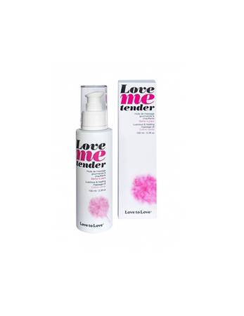 Love To Love - Massage Öl - Luscious & Hot - Cotton Candy