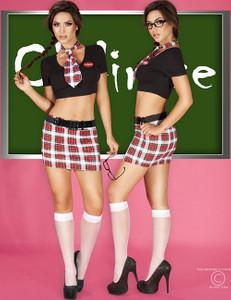 "Chilirose - Kostümset ""Schulmädchen"", 8-teilig – Bild $_i"