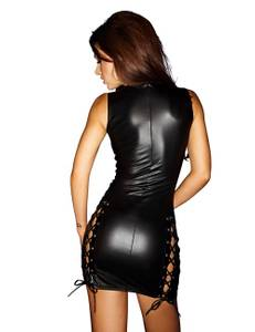Noir Handmade - Good Girls Bad... - Wetlook Kleid F079 – Bild $_i
