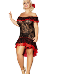 Andalea - Negligee Flamenco ADS3018 001