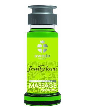 Fruity Love - wärmendes Massageöl - Wassermelone
