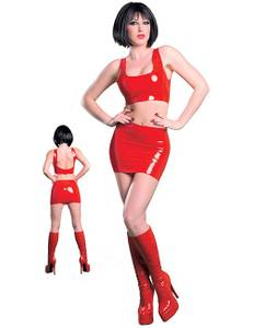 Hot Fantasy - Latex Top rot