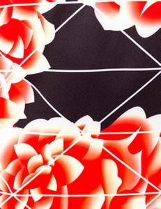 Zugeschnürt Shop - Etui - Sommerkleid mit Rosen – Bild $_i