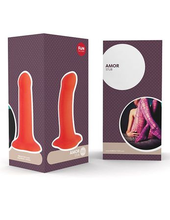 Fun Factory - Dildo AMOR - neonorange – Bild 1